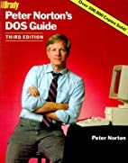 Peter Norton's DOS Guide by Peter Norton