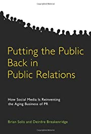 Putting the Public Back in Public Relations:…