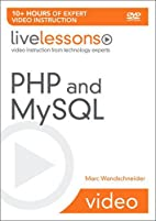 PHP and MySQL by Marc Wandschneider