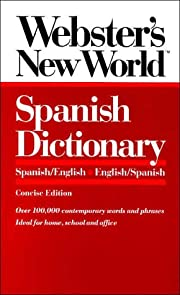 Webster's New World Spanish Dictionary:…