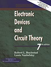 Electronic Device Circuit Theory (Prentice…