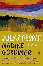 July's People – tekijä: Nadine Gordimer