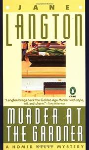 Murder at the Gardner : a novel of suspense…