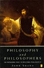 Philosophy and Philosophers: An Introduction…