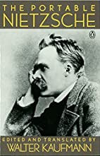 The Portable Nietzsche by Friedrich…