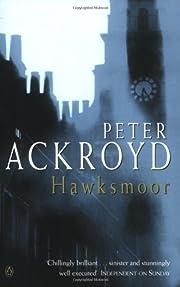 Hawksmoor por Peter Ackroyd