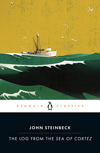 Log from the Sea of Cortez, by Steinbeck, John