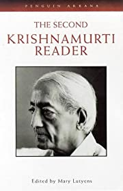 The second Krishnamurti reader de J.…