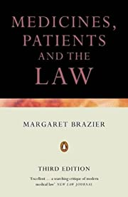 Medicine, Patients and the Law (Penguin…