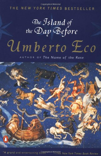 The Island of the Day Before, Umberto Eco