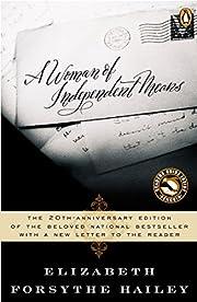 A Woman of Independent Means von Elizabeth…