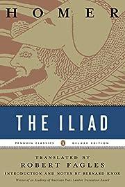 The Iliad – tekijä: Homer