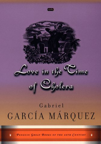 Love in the Time of Cholera (Penguin Great Books of the 20th Century), Marquez, Gabriel Garcia