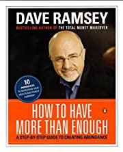 How to Have More than Enough: A Step-by-Step…