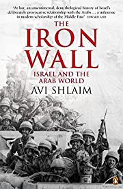 The Iron Wall – tekijä: Avi Shlaim