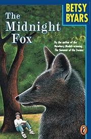 The Midnight Fox por Betsy Byars