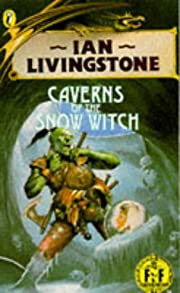 Caverns of the Snow Witch (Puffin Adventure…