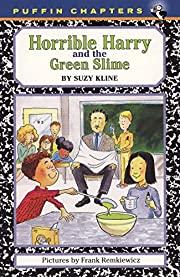 Horrible Harry and the Green Slime por Suzy…