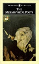 The Metaphysical Poets (Penguin Classics) by…