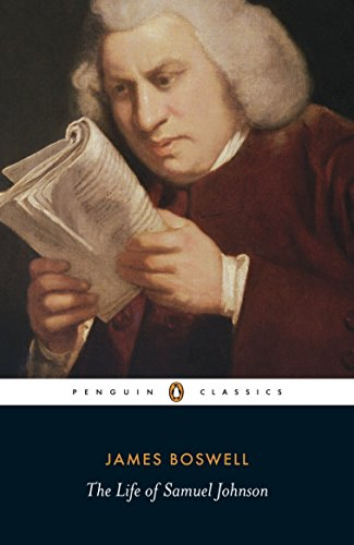 The Life of Samuel Johnson (Penguin Classics), by Boswell, James