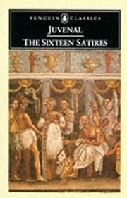 Sixteen Satires de Juvenal