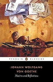 Maxims and Reflections (Penguin Classics)…