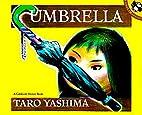 Umbrella (Picture Puffins) by Taro Yashima