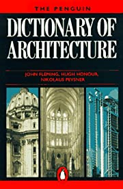 The Penguin Dictionary of Architecture…