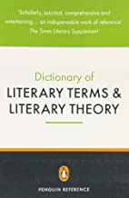 The Penguin Dictionary of Literary Terms and…