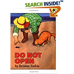 Do Not Open (Picture Puffin Books (Paperback))