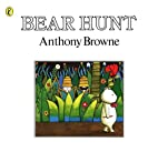 Bear Hunt (Picture Puffin) by Anthony Browne