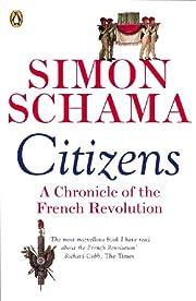 Citizens por Simon Schama