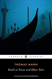 Death in Venice de Thomas Mann
