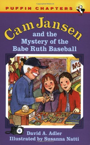 cam jansen and the mystery of the babe ruth baseball book report Babe ruth baseball 6 cam jansen the tennis  mystery enhanced edition young cam jansen and the baseball mystery  latio you gotta be the book pdf residential.