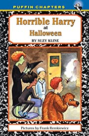Horrible Harry at Halloween av Suzy Kline