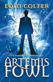 Artemis Fowl por Eoin Colfer