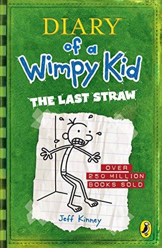 Diary of a Wimpy Kid: The Last Straw Book 3 (PB)