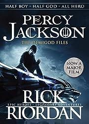 Percy Jackson: The Demigod Files (Percy…
