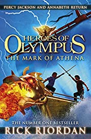 The Mark of Athena (Heroes of Olympus) by…