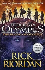 The blood of Olympus de Rick Riordan