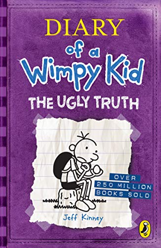 Diary of a Wimpy Kid: The Ugly Truth Book 4 (PB)