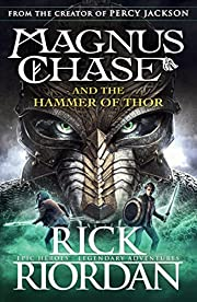 MAGNUS CHASE AND THE HAMMER OF THOR (BOOK 2)…