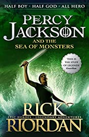 Percy Jackson and the Sea of Monsters (Book…