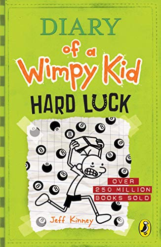 Diary of a Wimpy Kid: Hard Luck Book 8 (PB)