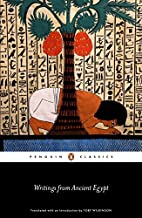 Writings from Ancient Egypt by Toby…