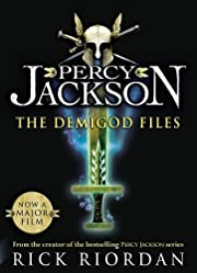 The demigod files por Rick Riordan