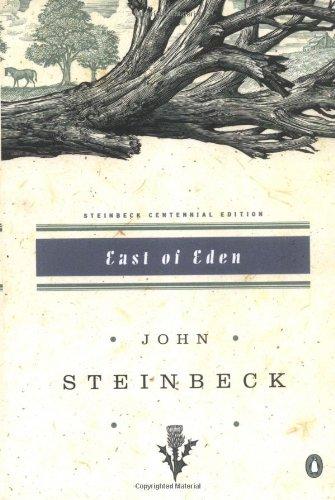 East of Eden written by John Steinbeck