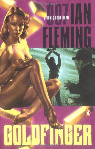 Goldfinger written by Ian Fleming