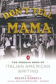 Don't Tell Mama!: The Penguin Book of…