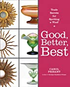 Good, Better, Best: Trade Secrets for…